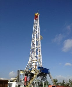 drilling rig metal fabrication