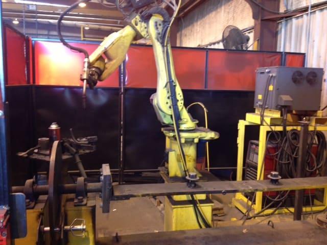 Houston Robotic Welding Houston Laser Metal Cutting