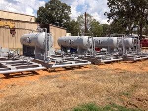 Gas Compression Plants Houston Laser Metal Cutting