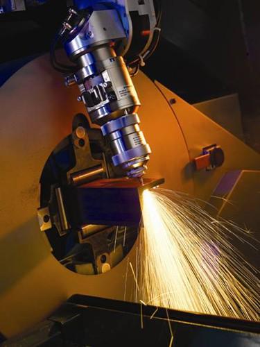 High Production Tube Laser