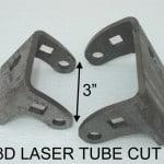laser cut hinges