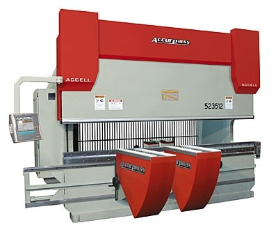 houston accell press brake