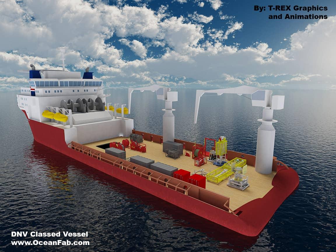 dnv classed vessel skid fabrication 2.7-1