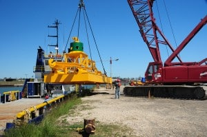 dnv lifting operation dockside