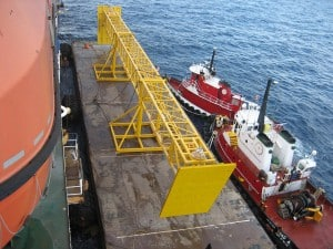 dnv lifting operation open seas