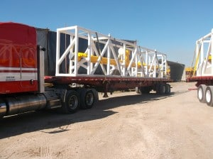 dnv transport frames