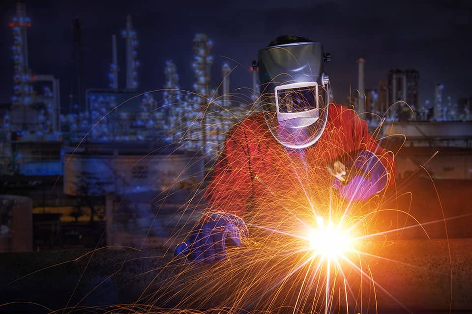 oil price houston welding