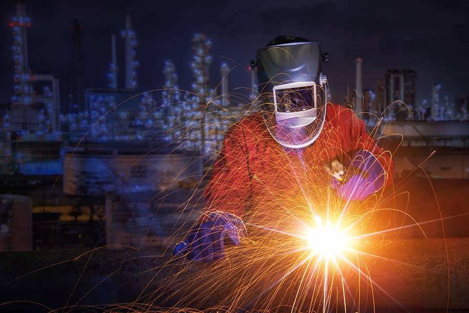 oil price houston welding