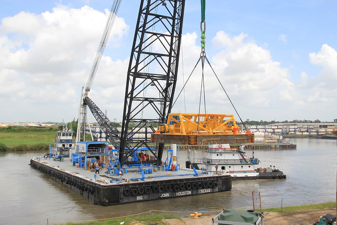 Subsea Controls Mudmat Houston Laser Metal Cutting