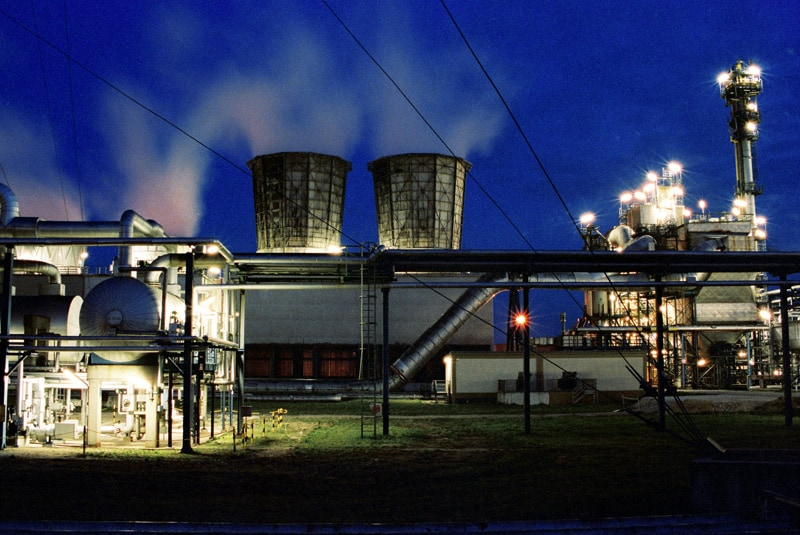 refinery fabrication