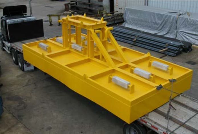 Mud Mat Houston Laser Metal Cutting Amp Subsea Offshore