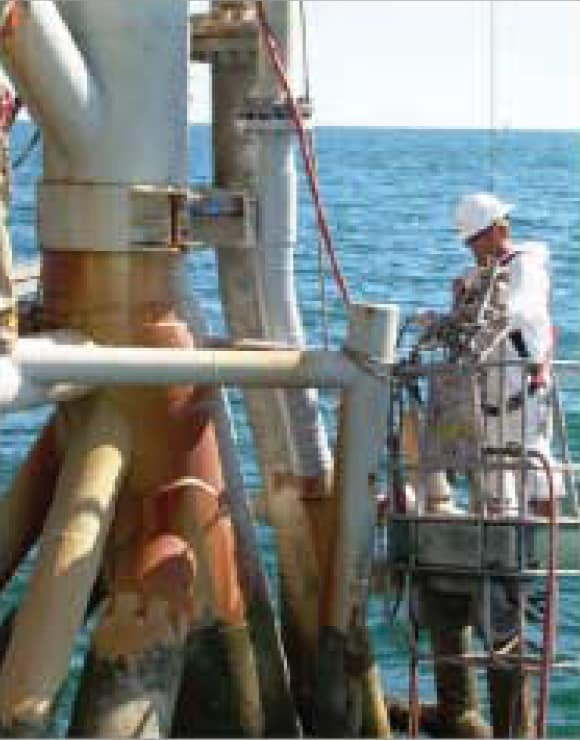 offshore fabrication