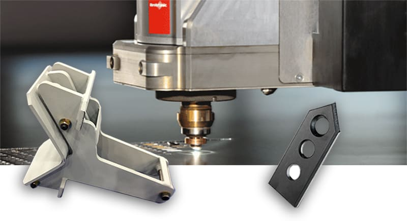 laser cutting metal 2d